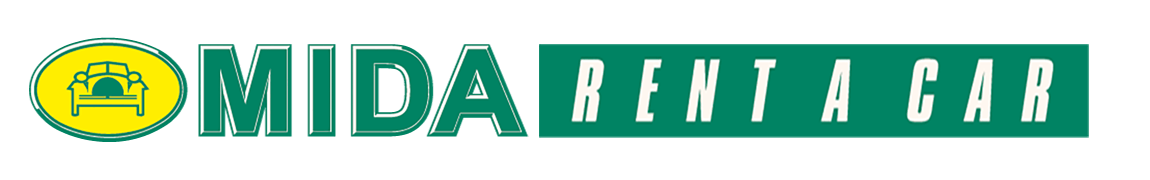 Mida Rent A Car logo